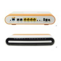 China 4*FE+WiFi EPON ONU  adaptive Ethernet Interface for high-speed Internet access service on sale