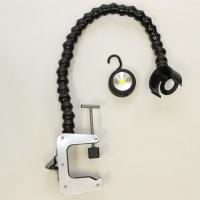 Cheap 3W Power BBQ LED Light Clamp Design Easily Fixing Up For Car Roadside Repairs for sale
