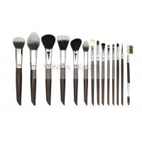Cheap The Essential 10Pcs Makeup Brush Set  Collection With Soft Bristles And Nature Ebony Handle for sale