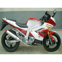 Cheap HONDA 200cc 4 Stroke Racing Sport Bike Motorcycle , Wind Cooled for sale