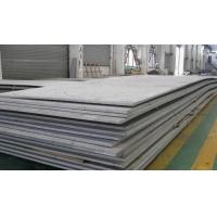 Cheap Grade 410L Stainless Steel Plates Thickness 3.0 - 32.0mm Width 1000 - 1500mm NO.1 HR Plates for sale