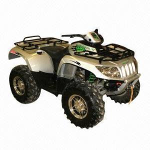 China Arctic Cat Thundercat 4 x 4 ATV with Snowplow on sale