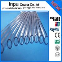 Buy cheap clear ozone free quartz tube from wholesalers