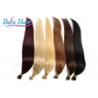 Cheap Beauty Works Affordable i Tip Hair Extensions Body Wave Human Hair Weave for sale