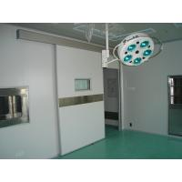 Cheap Branded High Quality  Hospital Door Operation Room Door Clean Room Door from China for sale