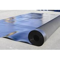 Quality Anti UV Geomembrane Pond Liner , Plastic Landfills / Fish Ponds Liners wholesale