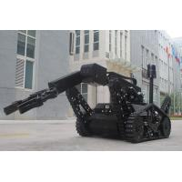 Buy cheap 360 Degrees Monitoring MK6 EOD Robot For Explosive Related Works 1080P Pixel from wholesalers