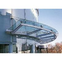 Cheap Tempered Glass Awning (TGA-055) for sale