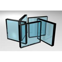 Cheap Clear Hollow Thermal Insulating Glass , 5mm Heat Insulated Glass Boards for sale