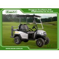 Buy cheap Club Car 4 Seater / Electric Hunting Carts With Trojan Battery from wholesalers