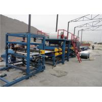 Cheap Cold Storage Sandwich Panel Roll Forming Machine High Thermal Resistance for sale