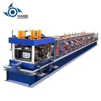 Cheap Automatic Touch Screen C Z Purlin Roll Forming Machine Touch Screen For Galvanized Metal Steel Sheet for sale