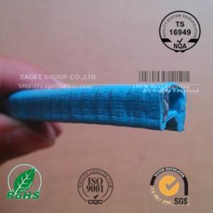 Cheap Steel Reinforced Edging Strip;self grip door pvc edging trim strips for sale