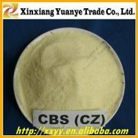 China china gold supplier fine rubber accelerator cz(cbs) for rubber industry on sale