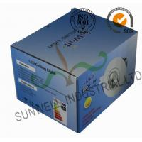 Cheap Electronic LED Ceiling Light Bulb Packaging Boxes , Consumer Electronics Packaging for sale