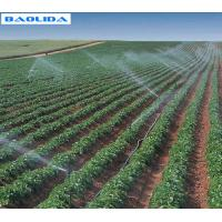 China Water Saving Sprinkler Greenhouse Irrigation System PE Pipe Material on sale