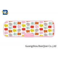 Cheap Custom 3D Lenticular Printing Service 3D Picture Plastic Pencil Box For Kids for sale