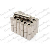 Cheap N48 Grade Permanent Magnets Dia5 mm * 10 mm Thickness Used in Daily Life Products for sale
