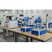 Cheap Wood / Paper CO2 Laser Marking Machine 10600nm 30w High Reliability for sale