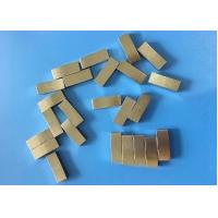 Cheap Samarium and Cobalt Combination SmCo Magnet Widely Used In Industry for sale