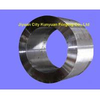 Cheap Petroleum Machine Parts Forged Steel Rings , High Carbon Steel Ring Rolled Forging OD 200 - 1200 mm for sale