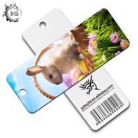 Cheap Lenticular Printing Paper Plastic PET 3D Bookmark Of Animals For Gifts for sale