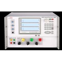 Buy cheap RS232 AC Power Standards Test Equipment 100A Single / 3 Phase from wholesalers