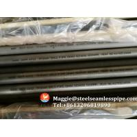 Cheap Stainless Steel Seamless Pipe, ASTM A312, TP304H, SUH304H, 1.4948, 6M for sale