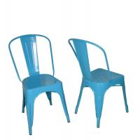 Quality Replica Xavier Pauchard Metal Tolix Side Chair With Strong Powder Coating wholesale