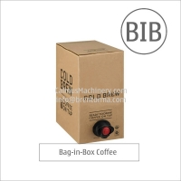 Cheap Fully-automatic BiB Coffee Filler Equipment Bag-in-Box Filling Machine for sale