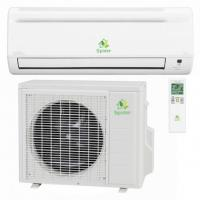 Cheap Wall Mounted 12000 BTU Split Air Conditioner Low Voltage For Bedroom Solar Energy for sale