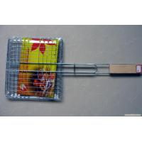 Cheap double layers BBQ grill mesh stainless steel wholesale