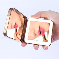 China 36 LEDs Illuminated Makeup Mirror Natural Bright 74 * 74 * 20mm Size on sale