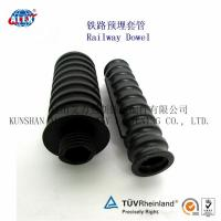 Cheap Railway Plastic Dowel Used in Rail Fastening for sale