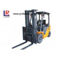 Cheap 1.5 - 1.8T Nissan Engine Warehouse Material Handling Equipment Dual Fuel Gas LPG Forklift for sale