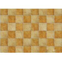 Cheap Imitation Ceramic Tile Square Waterproof Wall Panels For Kitchen wall for sale