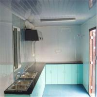 China Prefab Container House for Kitchen Container House on sale
