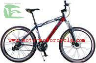 """Cheap Steel Frame Dual Suspension Lightweight Mountain Bike 26"""" / 28"""" For Men for sale"""