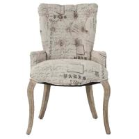 antique armchair tufted chair restaurant armchairs wood and fabric chairs accent chair