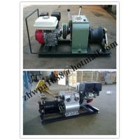Cheap cable puller,Cable Drum Winch,Cable pulling winch, Cable bollard winch for sale