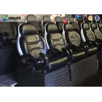 Cheap Interactive Wonderful Viewing 5D Movie Theater Equipment For Business Center for sale