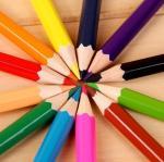 Cheap Color Pencils 24 Different Colors P P Barrels Packaging for sale