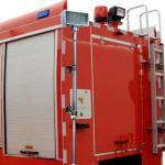 Cheap 1.5m stainless steel telescopic fire poles light for fire trucks for sale