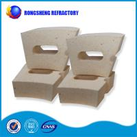 Cheap Heat Resistant High Alumina Refractory Brick for sale
