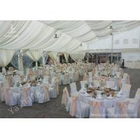 Cheap Full Line Outdoor Aluminium Frame Wedding Tents Different Lining and Lighting Options wholesale