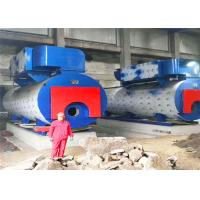 Quality Condensing Industrial Gas Boiler Capacity 1 - 20 Ton For Package Plant wholesale