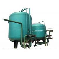 Cheap Multi Media Mechanical Tank Water Filter As Pretreatment Of RO / UF And Water Purification Filter for sale