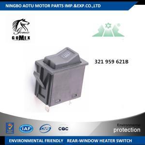 Car Switches rear window heater switch 321959621B for VW PASSAT SANTANA