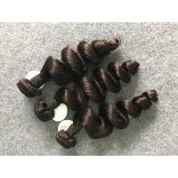 Cheap Loose Wave Unprocessed Brazilian Hair Smooth Feeling And No Tangle No Shedding for sale