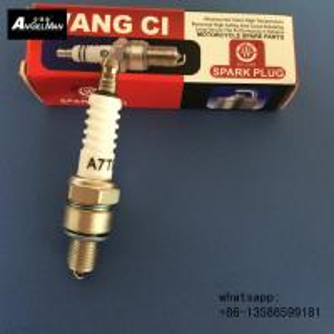 A7TC/C7HSA / U16FS-U white Car Spark Plugs for 70cc CD70 HONDA engine , Installing Spark Plugs